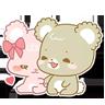 خرس های عاشق